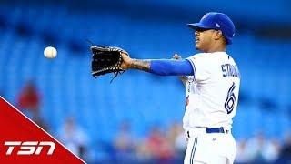 Phillips calls Stroman trade to Mets 'an odd move'