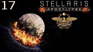 Stellaris (Apocalypse) 🔥 Война c Торговой Лигой и Теократической Олигархией!