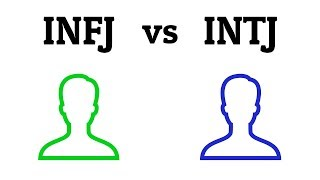 INFJ vs INTJ - How to Tell the Difference - 2 Big Secrets