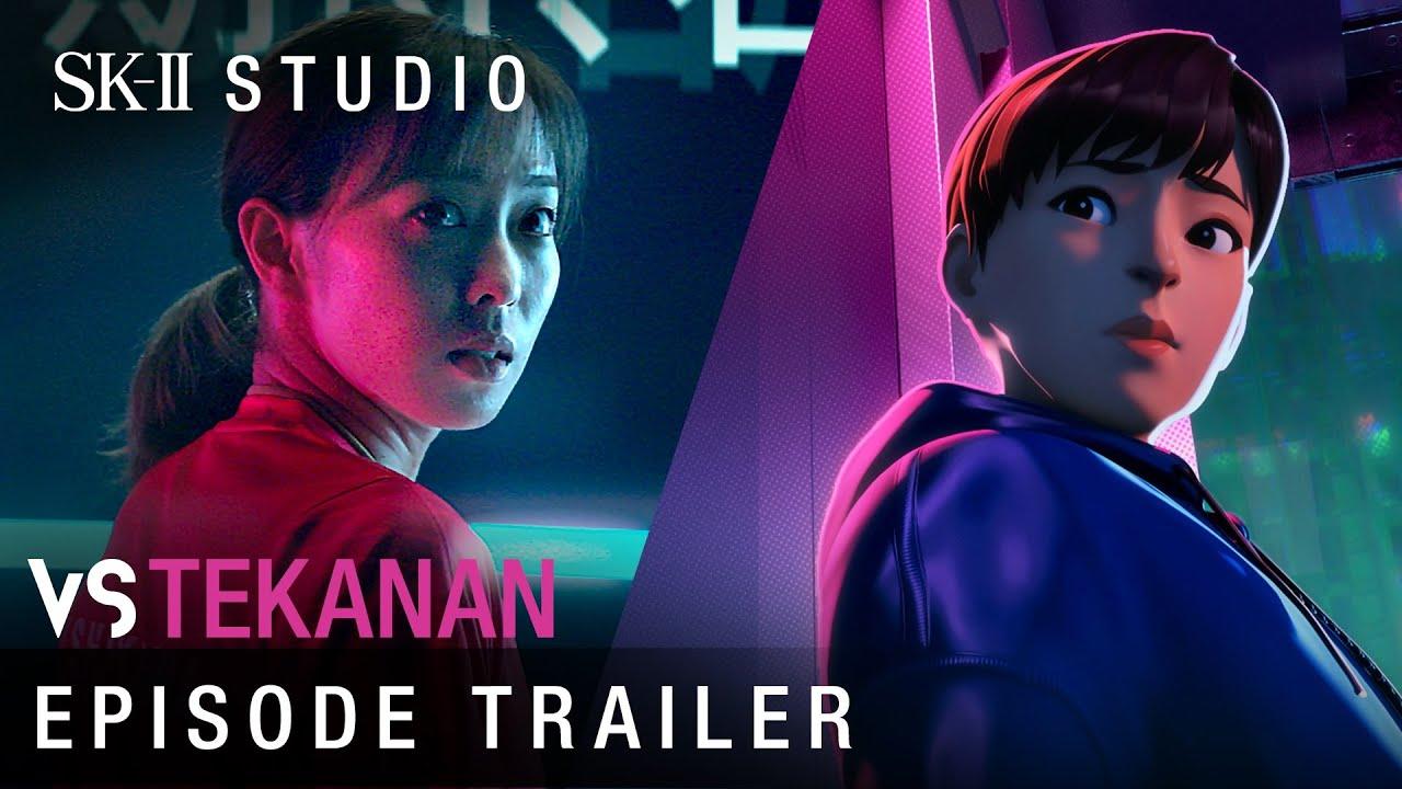 "SK-II STUDIO: ""VS Tekanan"" Trailer menampilkan Kasumi Ishikawa #CHANGEDESTINY"