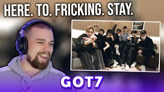 GOT7 (갓세븐) - ENCORE M/V | REACTION