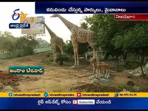 Scrap Sculpture Park Brings New Beauty to | Vijayawada