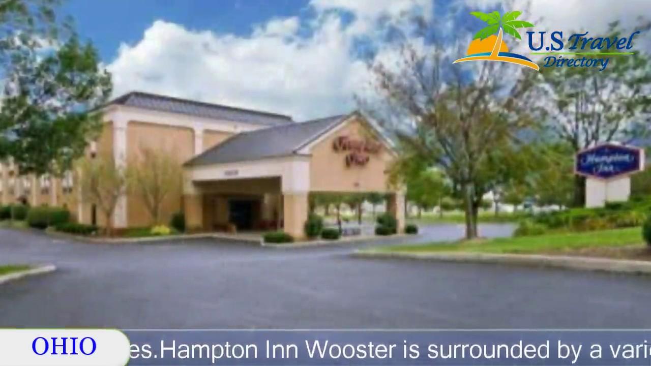 Hampton Inn Wooster Hotels Ohio