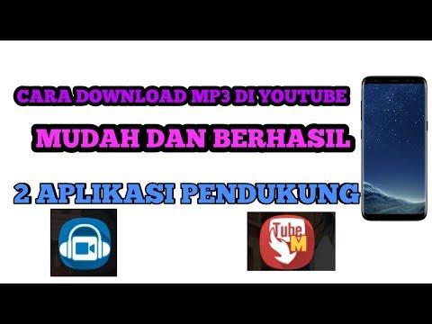 Cara Download Music Mp3 Di Youtube Dengan Mudah