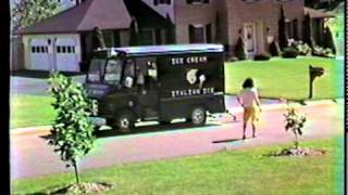 1989 - June - JW and Kern and the Ice Cream Truck