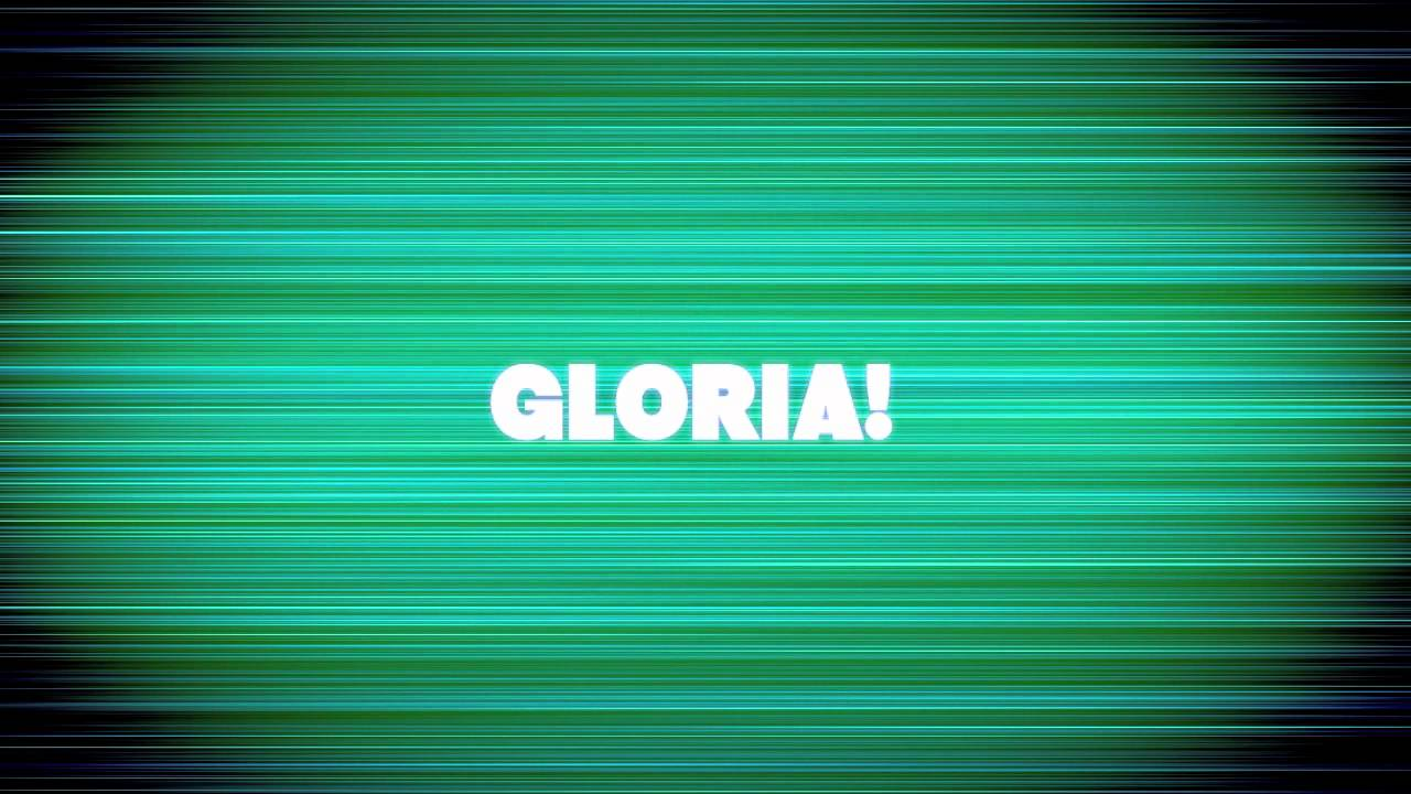 Gloria - Christmas (Lyric Video) - YouTube