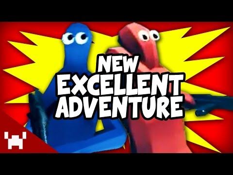THE NEW EXCELLENT ADVENTURE! (TABZ - Totally Accurate Battle Zombielator w/ Ze & Chilled)
