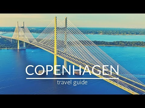 COPENHAGEN Travel Guide, 5 best places in copenhagen denmark !!
