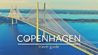 COPENHAGEN Travel Guide, 5 best places in copenhagen denmark !!