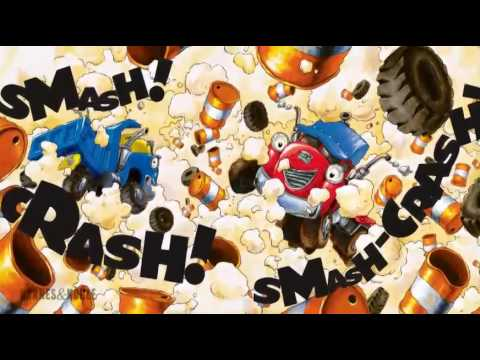 NOOK Online Storytime - Smash! Crash!