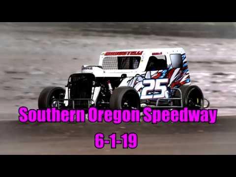 Southern Oregon Speedway 6-1-19