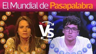 Pasapalabra | Macarena Derado vs Sebastián Flores
