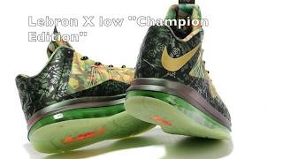 Top Nike Basketball Shoes of 2013(This video tells you my top favorite bsketball shoes of 2013. NOTE: THIS IS MY OPINION, if you think I missed a sweet shoe, feel free to comment down below., 2014-01-03T02:15:44.000Z)