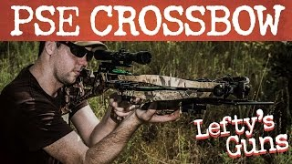 pse fang crossbow first impressions