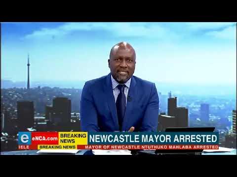 Update   Newcastle mayor's arrest