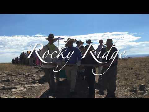 Rupert West Stake Trek Video