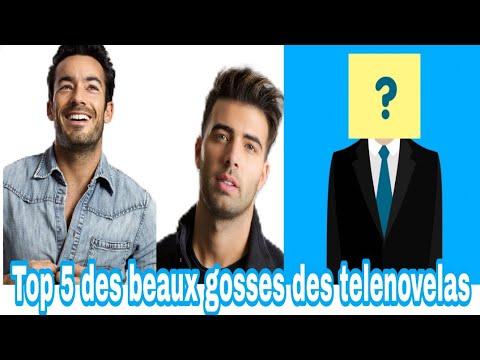 Top 5 des beaux gosses des telenovelas !