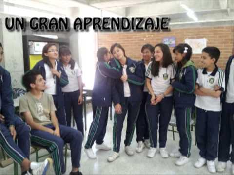 Despedida Colegio Gustavo Rojas Pinilla