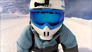 видео Снежные коньки,