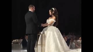 Шикарная свадьба миллиардера Алексея Шаповалова