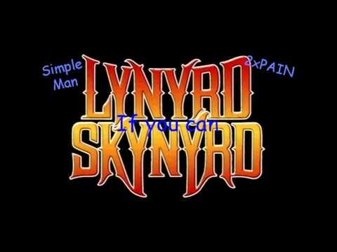 HQ HD - Lynyrd Skynyrd - Simple Man (Lyrics) 320kbps High Quality Studio Audio from FLAC