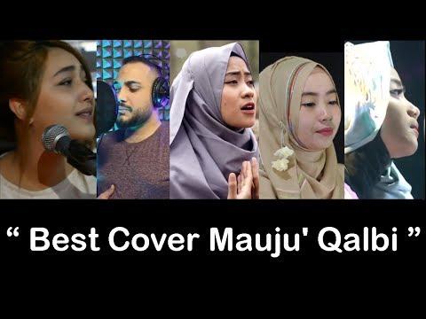 Mauju' Qalbi (موجوع قلبي ) - Lirik Arab Indonesia | TOP 5 Cover Sholawat 2019