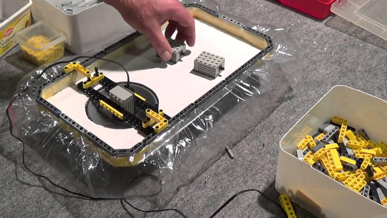 LEGO : Hovercraft Test