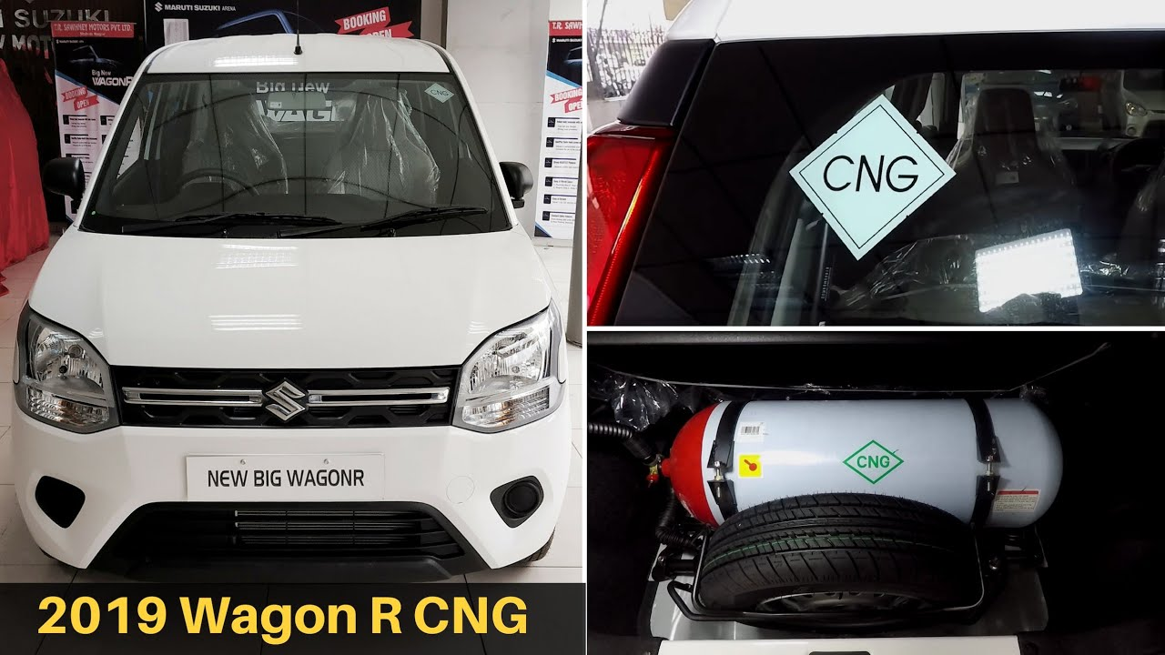 Wagon r cng on road price in pune