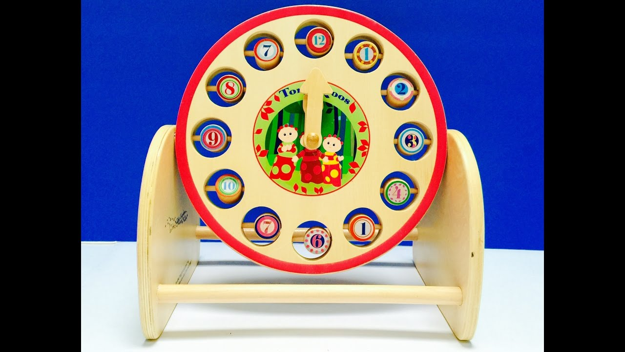 In The Night Garden Furniture In the night garden tombliboos wooden clock toy youtube in the night garden tombliboos wooden clock toy workwithnaturefo