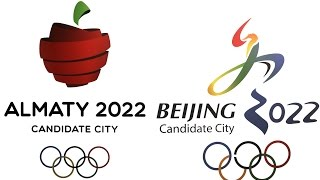 Beijing and Almaty present 2022 Winter Olympic bids