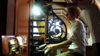 Canon in D Johann Pachelbel - Orgelconcert Regenboogkerk Nijverdal