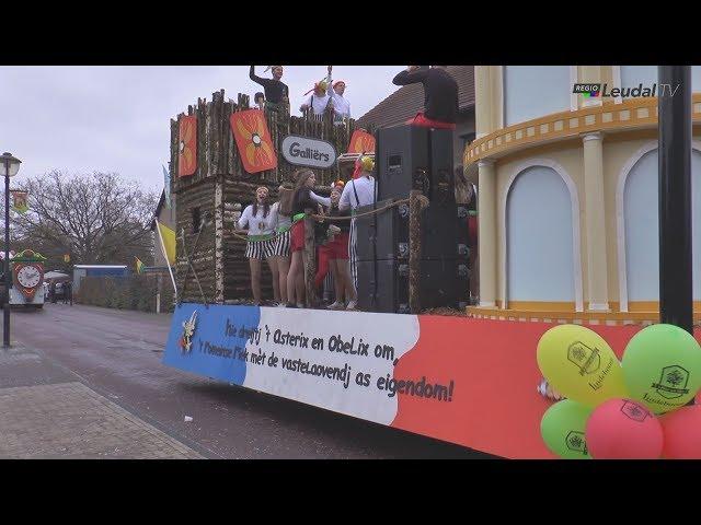 Carnavalsoptocht Neer 2019