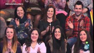 Menuda Noche: Alaska y Mario Vaquerizo | Emisión: 22/01/16