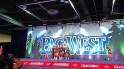 PacWest Portland Oregon Cheer 2018