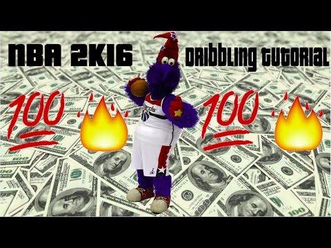 NBA2K16 - Dribbling Tutorial [How To Cheese]