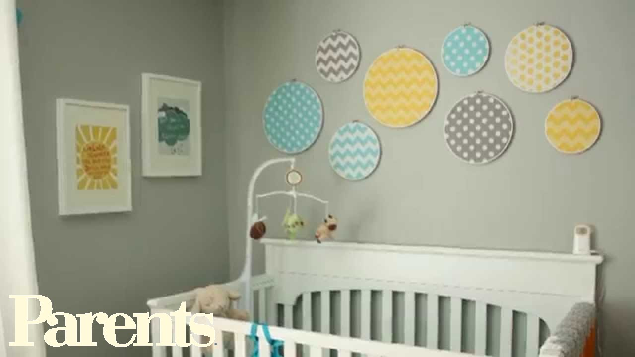 Nursery ideas design a modern nursery parents youtube for Modern nursery images