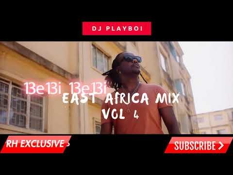 Hot New East Africa Hits -DJ PLAYBOY ft,Nyashinski, VanessaMdee,KingKaka,Benpol ,(RH EXLUSIVE)