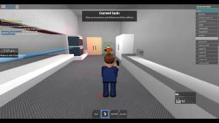 Prison Break as a cop big Fail (Part 1 ROBLOX) if this is the right one lol