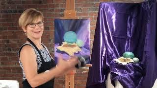 Art Party @ Home:Artist Profile -Kathie Bugajski - Painter and Sculptor