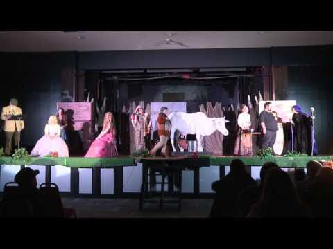 Into The Woods- The Bayswater Players- January 15, 2017
