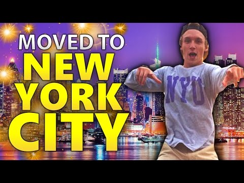 I Moved To New York City! (NYU)
