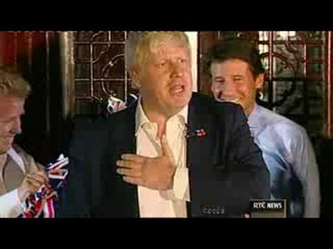 Boris Johnson declares Wiff Waff is coming home