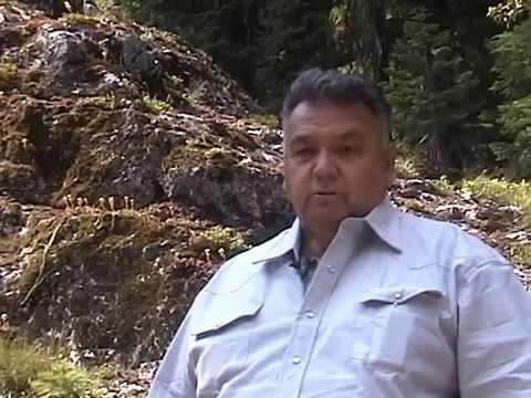 Ron Gibson - Silica mine