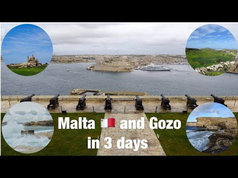 Malta in 3 Days 2018 gopro Hero 5