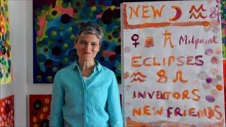 Aquarius New Moon January 27 /28 | The New You!