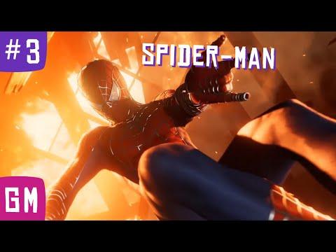 Marvel Spider-Man Game ME обзор (Человек паук)
