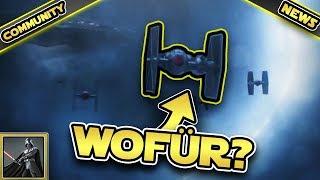 Star Wars Basis Community: Wofür ist der neue TIE aus dem Solo Trailer? [News, Community, Q&A]