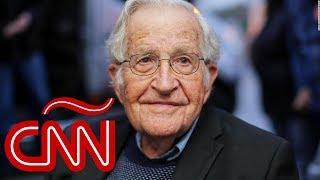 México es víctima del narcotráfico y no la causa del problema: Noam Chomsky en Aristegui