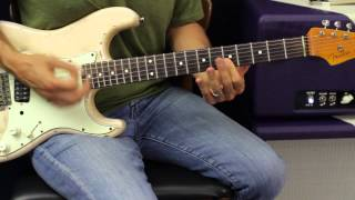 How To Solo - Break Out Of The Pentatonic Box - Guitar Lesson