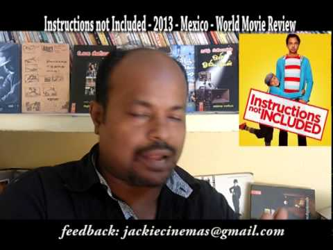 Instructions Not Included 2013 World Movie Review Jackie